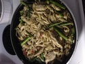 Asparagus and Chicken Pasta photo by T'ona